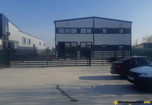 Warehouses to let in HALA