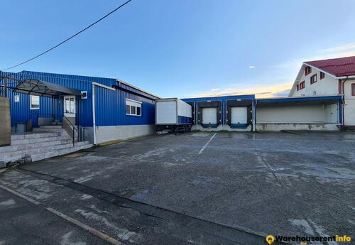 Warehouses to let in Warehouse Targu Mures for sale
