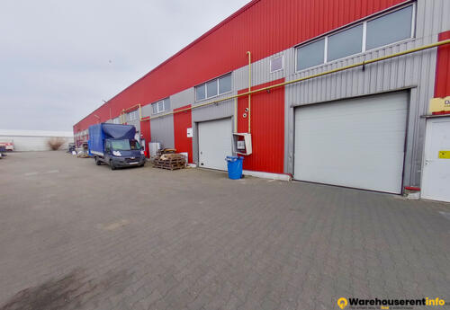 Warehouses to let in Warehouse 1857 sqm day rent Arad