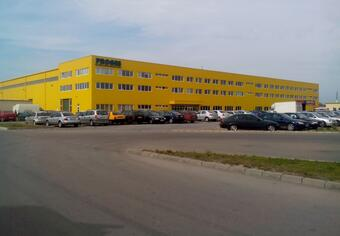 Office & Logistic Center Oradea