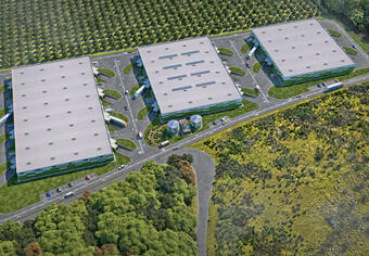 CATTED Business Park Stefanesti